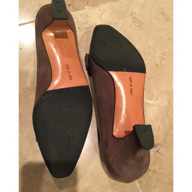 Salvatore Ferragamo(サルヴァトーレフェラガモ)のフェラガモ パンプス つま先以外とても美品 別画像あります。 レディースの靴/シューズ(ハイヒール/パンプス)の商品写真