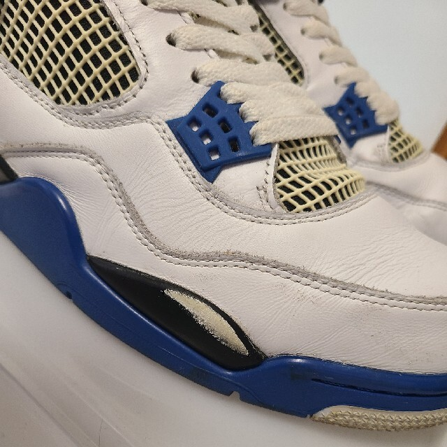 NIKE(ナイキ)のAir Jordan4 Motor Sport メンズの靴/シューズ(スニーカー)の商品写真