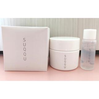 SUQQU - 新品♡SUQQU デザイニングマッサージクリームキット2個/化粧水付/スック