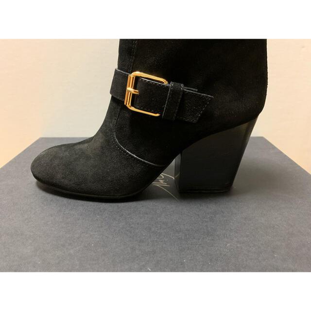 L'Appartement DEUXIEME CLASSE(アパルトモンドゥーズィエムクラス)のL'Appartement アパルトモン スエードブーツ レディースの靴/シューズ(ブーツ)の商品写真