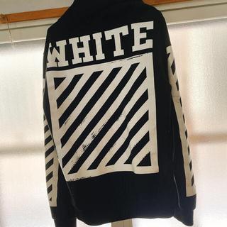OFF-WHITE - Off-White パーカー Lサイズ