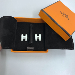 Hermes - 新品未使用 エルメス ピアス 両耳