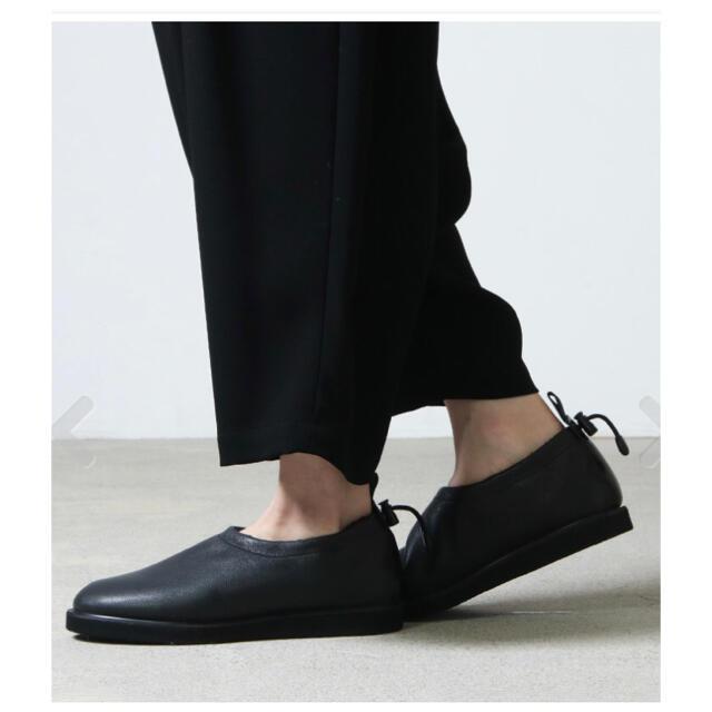 HYKE(ハイク)の未使用品 BEAUTIFULSHOESビューティフルシューズ レディースの靴/シューズ(スリッポン/モカシン)の商品写真