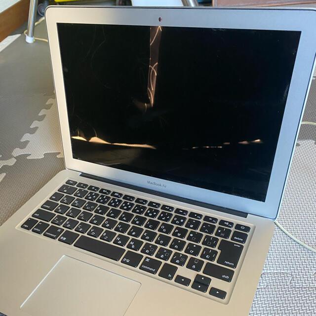 Mac (Apple)(マック)のMacBook Air2015  13インチ スマホ/家電/カメラのPC/タブレット(ノートPC)の商品写真
