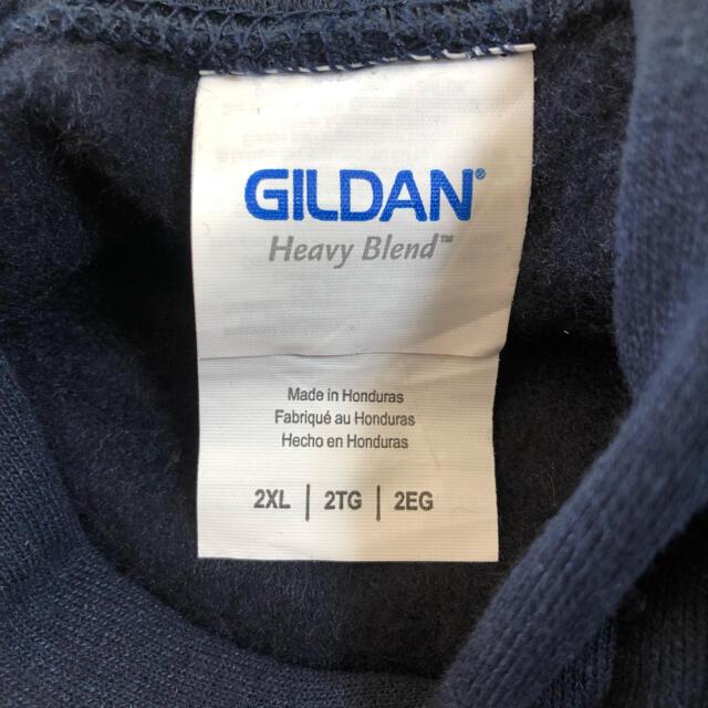 GILDAN(ギルタン)のギルダン GILDAN ヘビーブレンド プルオーバー パーカー メンズのトップス(スウェット)の商品写真
