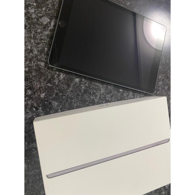 Apple(アップル)のiPad 10.2インチ 第8世代 Wi-Fi 32GB スペースグレイ スマホ/家電/カメラのPC/タブレット(タブレット)の商品写真