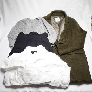 ダブルクローゼット(w closet)の[w closet...] レディース パンツなど 黒 白 緑(その他)