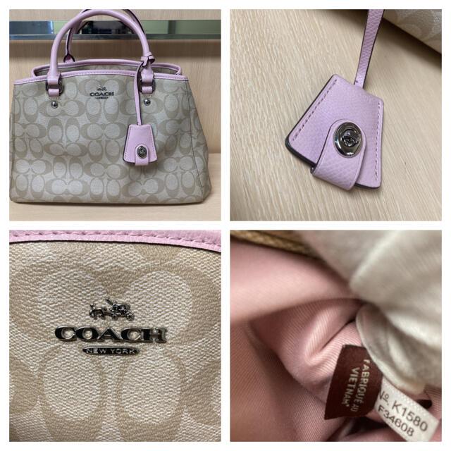 COACH(コーチ)の未使用 COACH コーチ ショルダー&ハンド 2way レディースのバッグ(ショルダーバッグ)の商品写真