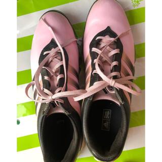 adidas - 【限定モデル】ポーラクリーマー adidas/ゴルフ レディース 23.5㎝