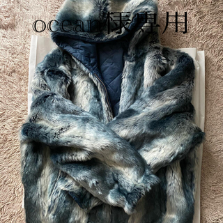 シュプリーム(Supreme)のSupreme FauxFur Reversible Hooded Jacket(その他)