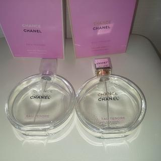 CHANEL - 【 空瓶 箱 付】シャネル 香水 チャンス