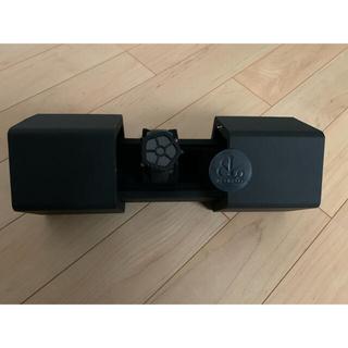ジェイコブ JC-GST-CBNデジタルファイブタイムゾーン ゴースト黒文字盤 (腕時計(デジタル))