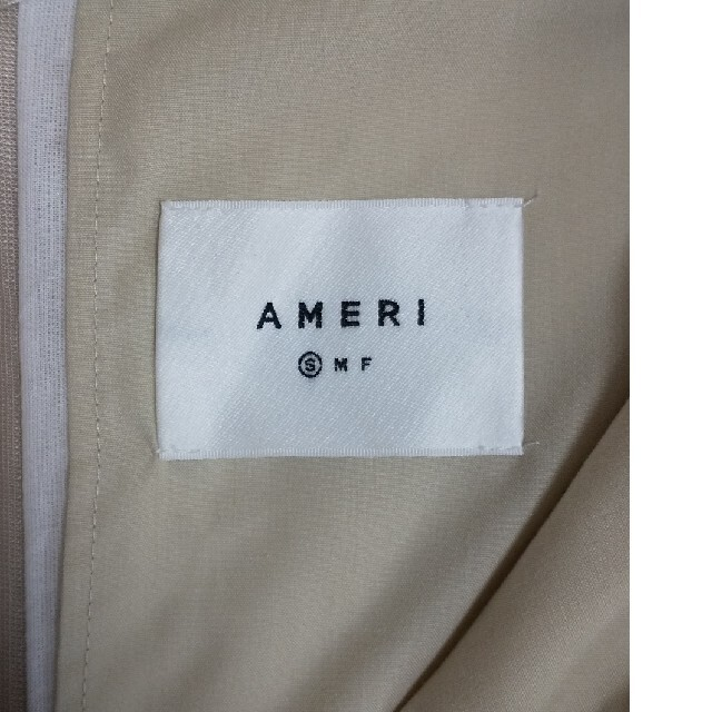 Ameri VINTAGE(アメリヴィンテージ)のAMERI ワンピース レディースのワンピース(ロングワンピース/マキシワンピース)の商品写真