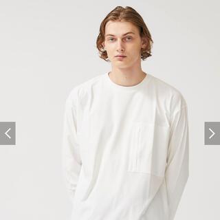 ステュディオス(STUDIOUS)のSTUDIOUS(ステュディオス)  ジップポケットロングスリーブTEE(Tシャツ/カットソー(七分/長袖))
