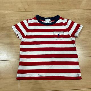 Ralph Lauren - ラルフローレン ボーダー 半袖 Tシャツ 80 90