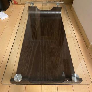 ニトリ(ニトリ)のニトリ センターテーブル(ノルディック2 9645 DBR)(ダイニングテーブル)