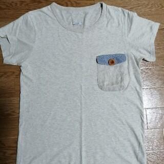 ヴィスヴィム(VISVIM)のvisvim「FLAP POCKET TEE S/S (Tシャツ/カットソー(半袖/袖なし))