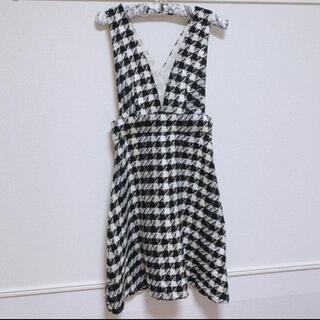 PROPORTION BODY DRESSING - 2way チェックスカート