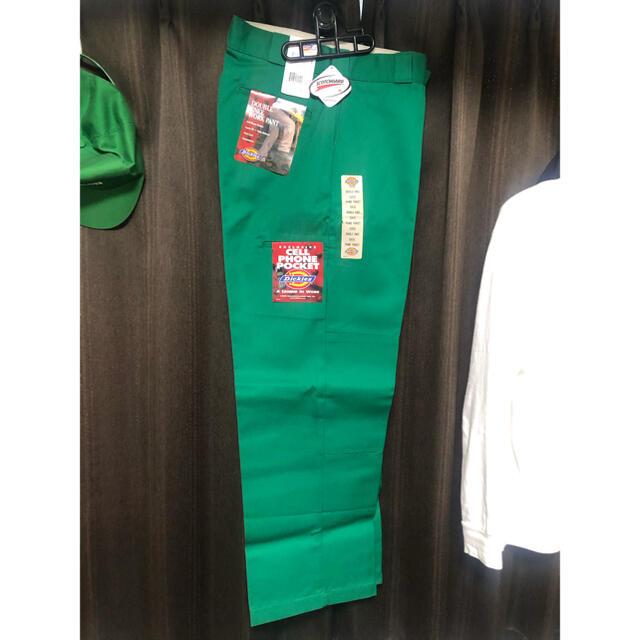 Dickies(ディッキーズ)のdickies doublekee deadstock ダブルニー メンズのパンツ(ワークパンツ/カーゴパンツ)の商品写真