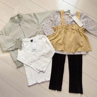 プティマイン(petit main)のプティマイン 110 4点 ②(Tシャツ/カットソー)