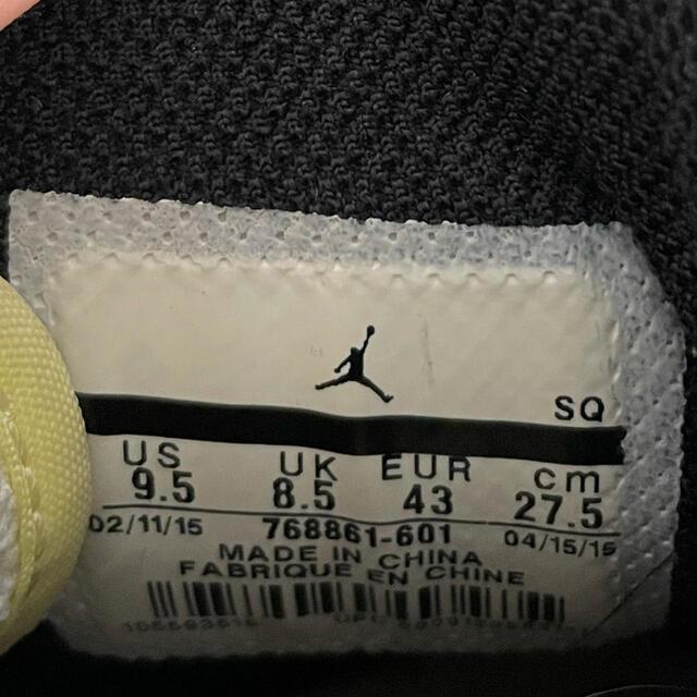 NIKE(ナイキ)のNIKE jordan 1 .5 ザリターン シカゴ Chicago 最終値下げ メンズの靴/シューズ(スニーカー)の商品写真