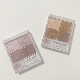 CANMAKE - キャンメイク(CANMAKE) シルキースフレアイズ 06 トパーズピンク(4.