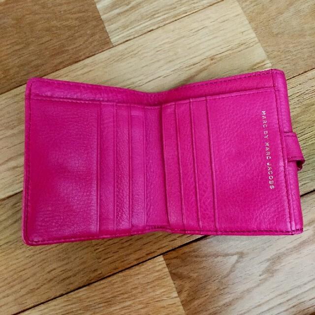 MARC BY MARC JACOBS(マークバイマークジェイコブス)のMARC BY MARC JACOBS財布 レディースのファッション小物(財布)の商品写真
