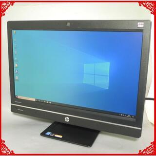ヒューレットパッカード(HP)の中古一体型PC HP 600 G1 i5 1TB Win10 Office(ノートPC)