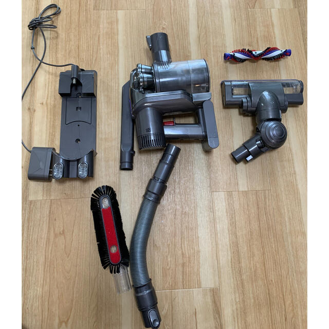 Dyson(ダイソン)のダイソン DC45 スマホ/家電/カメラの生活家電(掃除機)の商品写真