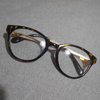 ジーナシス(JEANASIS)のジーナシス 伊達眼鏡(サングラス/メガネ)