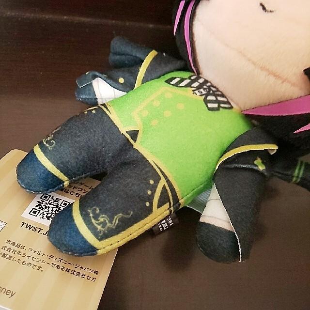 ツイステ リリア ぬい EXぬいぐるみ 制服 エンタメ/ホビーのおもちゃ/ぬいぐるみ(キャラクターグッズ)の商品写真