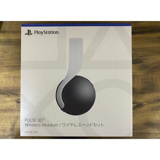 SONY - PS5 PULSE 3D WirelessHeadset ワイヤレスヘッドセット