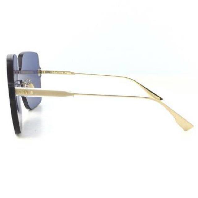 Dior(ディオール)のChristian Dior サングラス 縁無し カラーレンズ スクエア 正規品 レディースのファッション小物(サングラス/メガネ)の商品写真