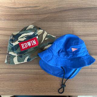 エドウィン(EDWIN)の子供用ハット 48cm(帽子)