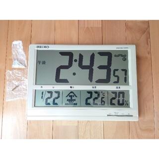 セイコー(SEIKO)のSEIKO CLOCK (セイコークロック)SQ418S(掛時計/柱時計)