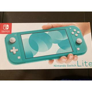 Nintendo Switch - 任天堂 スイッチ ライト ターコイズカラー