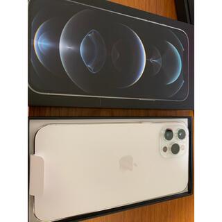 iPhone - 新品未使用 iPhone12 Pro Max シルバー 512GB SIMフリー