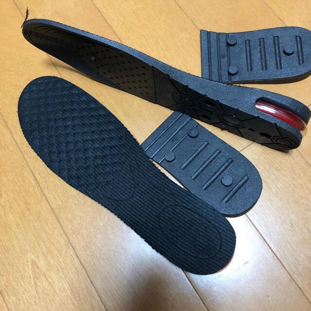 シークレットインソール 身長アップ 男女兼用 メンズの靴/シューズ(その他)の商品写真