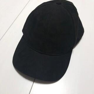 エイチアンドエム(H&M)のキャップ 帽子 黒 H&M(キャップ)