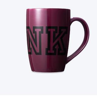 ヴィクトリアズシークレット(Victoria's Secret)のヴィクトリアズシークレット ピンク マグカップ パープル(グラス/カップ)