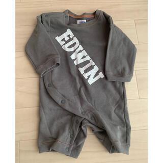 EDWIN - ロンパース70-80