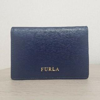 Furla - 【美品】FURLA 名刺入れ