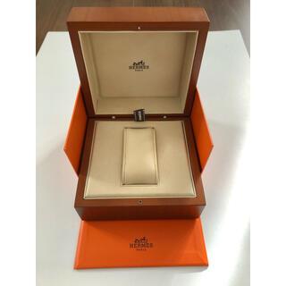 エルメス(Hermes)のエルメス 時計 木箱(腕時計)