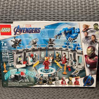 Lego - アイアンマン レゴ 76125 スーパーヒーローズ