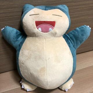 ポケモン(ポケモン)の【ポケットモンスター】めちゃでかぬいぐるみ~カビゴン~/ポケモン人形大きいビッグ(ぬいぐるみ)