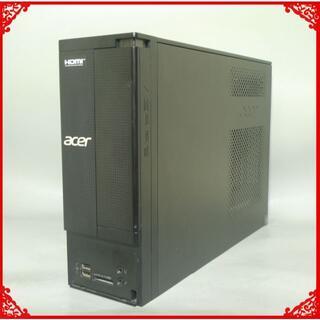 エイサー(Acer)のパソコン本体 ACER i3 1TB Win10 Office(ノートPC)