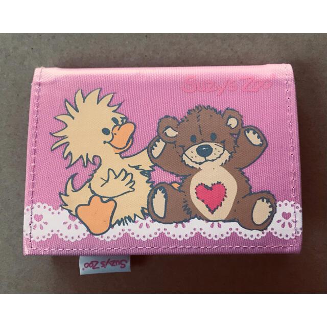 スージーズー パスケース エンタメ/ホビーのおもちゃ/ぬいぐるみ(キャラクターグッズ)の商品写真