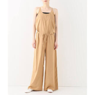 BEAUTY&YOUTH UNITED ARROWS - BASERANGE Otay Jumpsuit Raw Silk