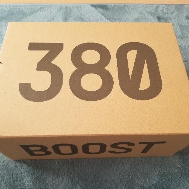 adidas(アディダス)のadidas YEEZY BOOST 380 YECORAITE RF メンズの靴/シューズ(スニーカー)の商品写真
