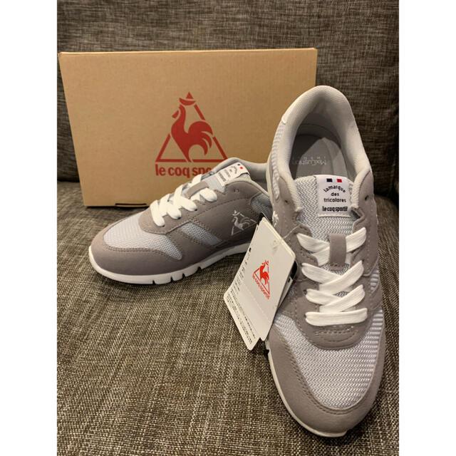 le coq sportif(ルコックスポルティフ)のタイムセール!新品未使用!ルコック シューズ レディースの靴/シューズ(スニーカー)の商品写真